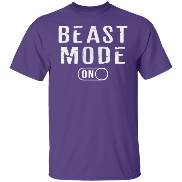 Beast Mode T-Shirt CustomCat