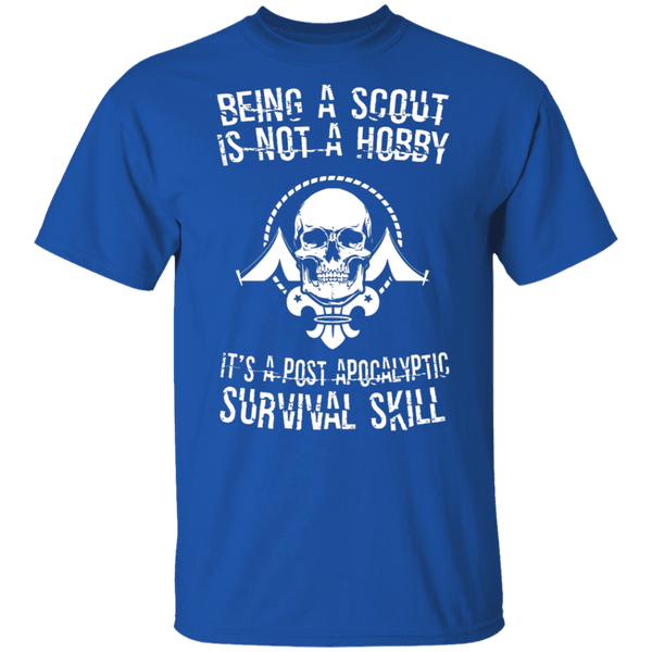 Being A Scout T-Shirt CustomCat