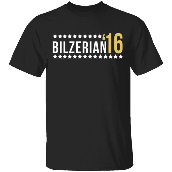 Bilzerian 16' T-Shirt CustomCat