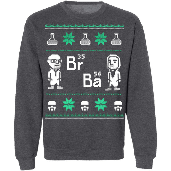 Breaking Bad Ugly Christmas Sweater CustomCat