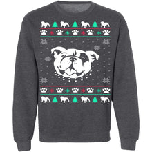 Bulldog Ugly Christmas Sweater