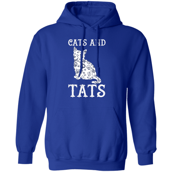 Cats & Tats T-Shirt CustomCat