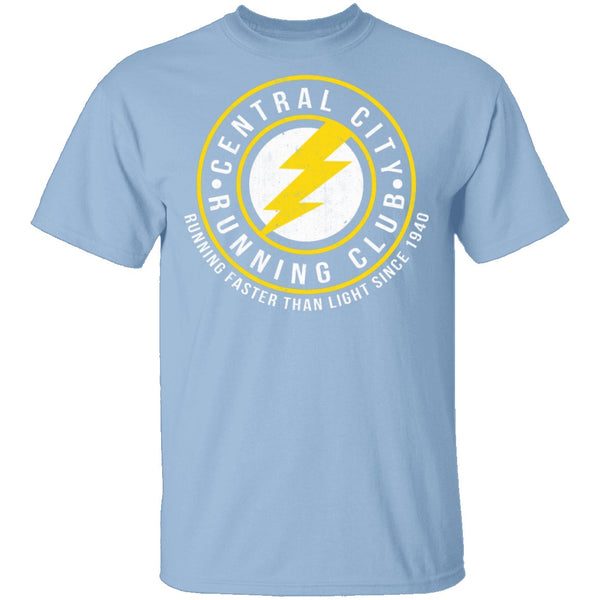 Central City Running Club T-Shirt CustomCat