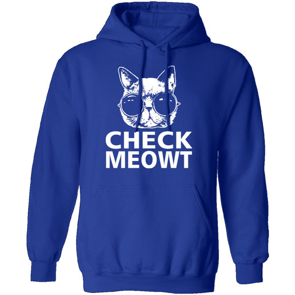 Check Meowt T-Shirt CustomCat