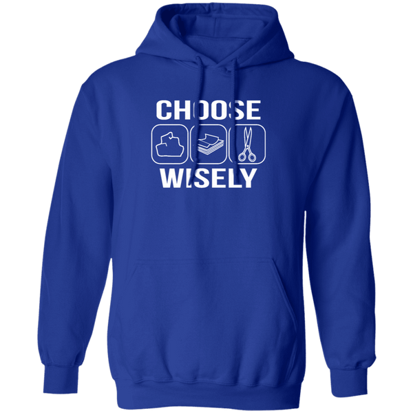 Choose Wisely T-Shirt CustomCat