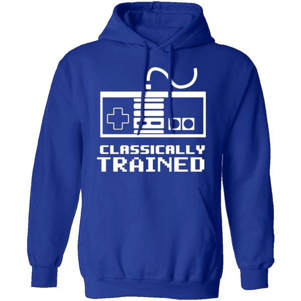 Classically Trained T-Shirt CustomCat