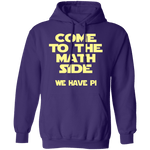 Come to the Math Side T-Shirt CustomCat