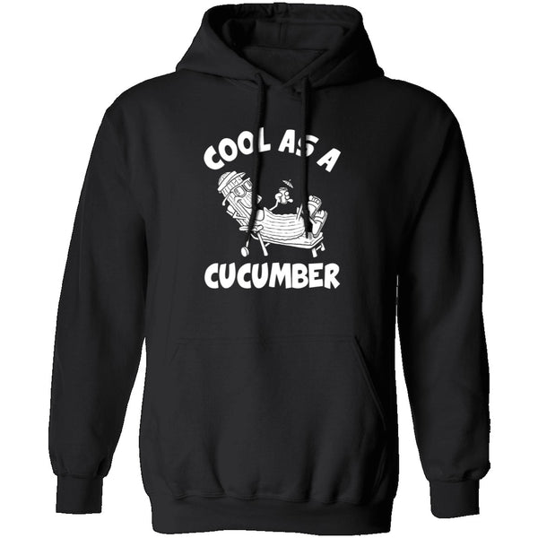 Cool As A Cucumber T-Shirt CustomCat