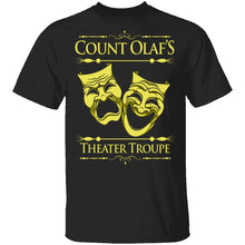 Count Olaf's Theater Troup T-Shirt