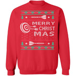 Darts Ugly Christmas Sweater CustomCat