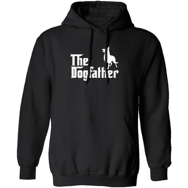 Dogfather German Sheperd T-Shirt CustomCat