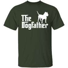 Dogfather Pitbull T-Shirt