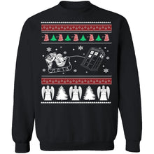 Dr Who Ugly Christmas Sweater