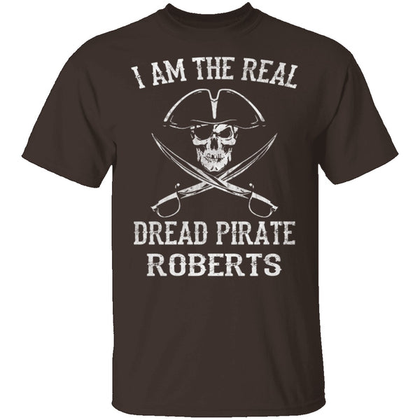 Dread Pirate Roberts T-Shirt CustomCat