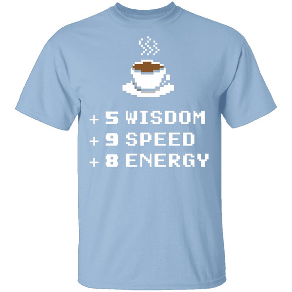 Dungeons And Dragons Coffee T-Shirt CustomCat