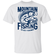 Mountain Fishing T-shirts & Hoodie