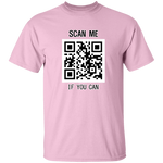 Scan me if you can T-shrits & Tank top