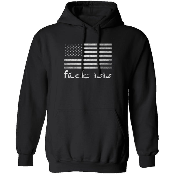 F ISIS (Flag) T-Shirt CustomCat
