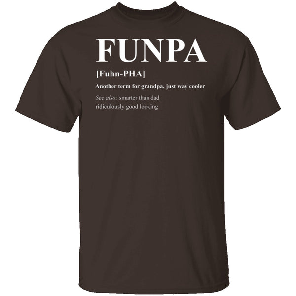 FUNPA Definition T-Shirt CustomCat
