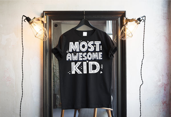 Most Awesome KID with Crown