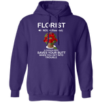 Florist Definition T-Shirt CustomCat