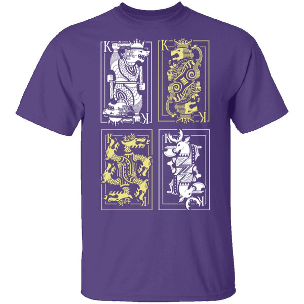 Game Of Cards T-Shirt CustomCat