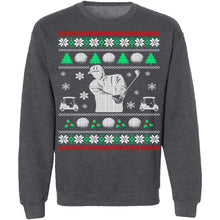 Golf Ugly Christmas Sweater