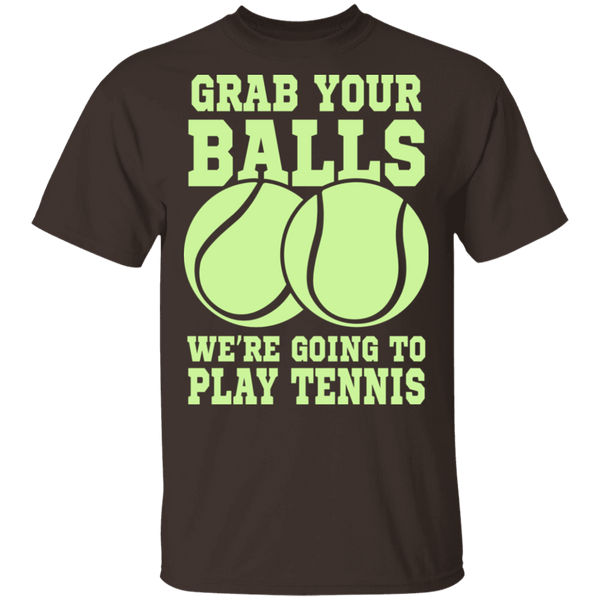 Grab Your Balls T-Shirt CustomCat