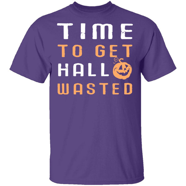Hallowasted T-Shirt CustomCat