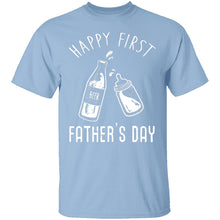 Happy First Father's Day T-Shirt