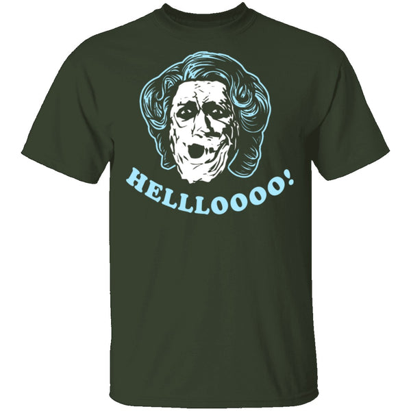 Hellloooo T-Shirt CustomCat