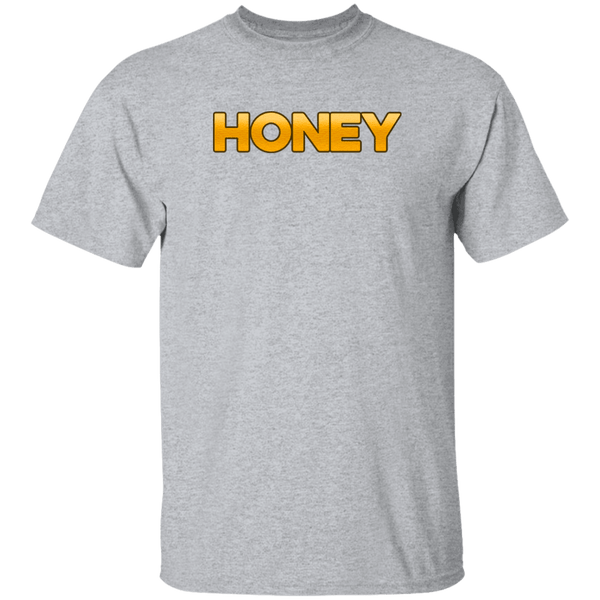 Honey T-Shirt CustomCat