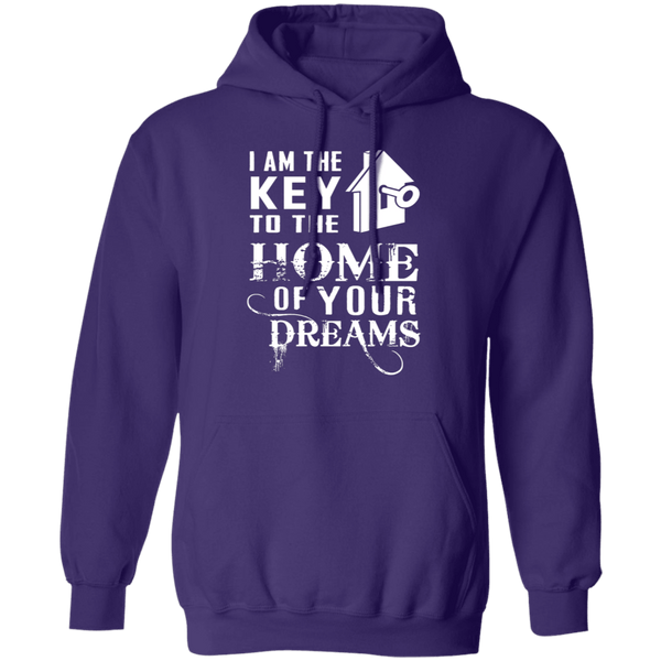 I Am The Key To The Home Of Your Dreams T-Shirt CustomCat