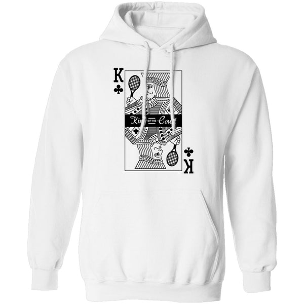 King Of The Court T-Shirt CustomCat