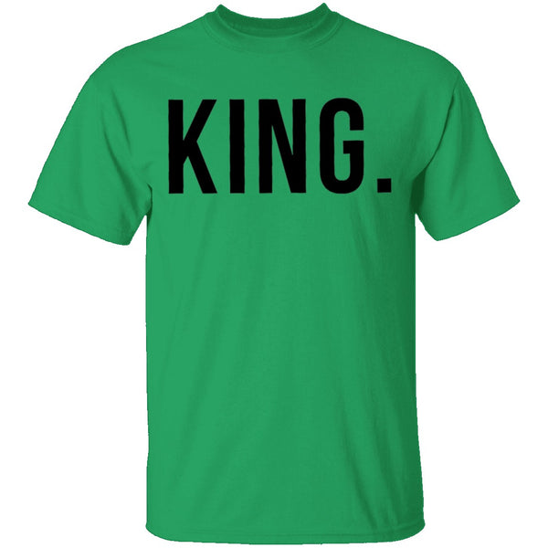 King T-Shirt CustomCat