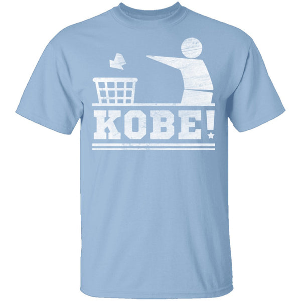 Kobe T-Shirt CustomCat