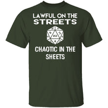 Lawful And Chaotic T-Shirt