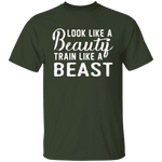 Look Like A Beauty T-Shirt CustomCat