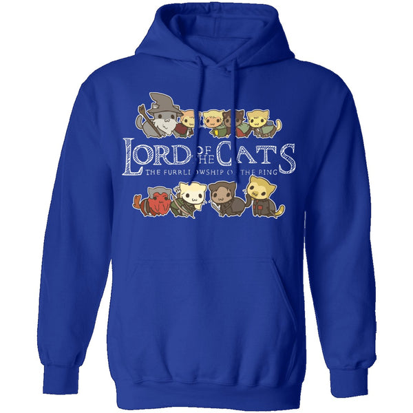 Lord Of The Cats T-Shirt CustomCat