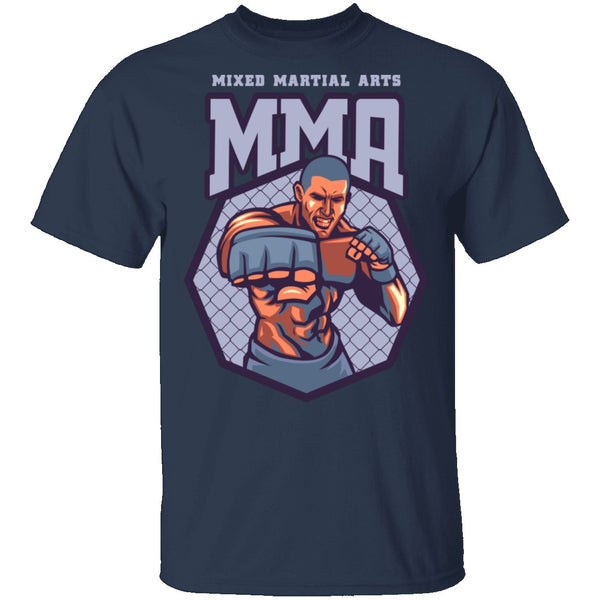 Mixed Martial Arts T-Shirt CustomCat