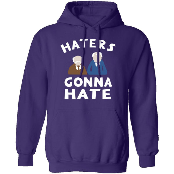 Muppets Haters Gonna Hate T-Shirt CustomCat