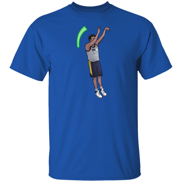 NBA 2K Greenlight T-Shirt CustomCat