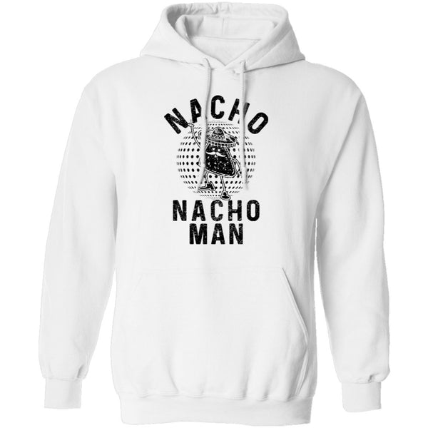 Nacho Man T-Shirt CustomCat