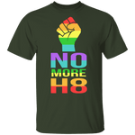 No More Hate T-Shirt CustomCat