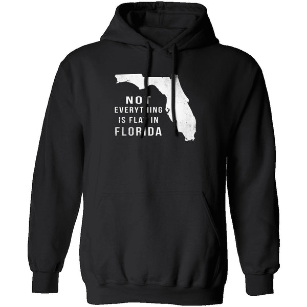 Not Everything Is Flat In Florida T-Shirt CustomCat