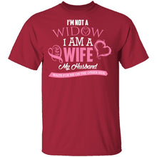 Not a Widow T-Shirt