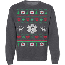 Paramedic Ugly Christmas Sweater