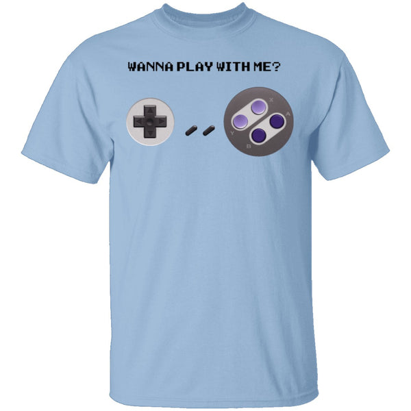 Play With Me T-Shirt CustomCat