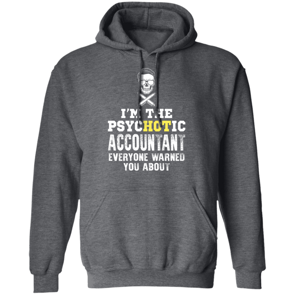 Psychotic Accountant T-Shirt CustomCat