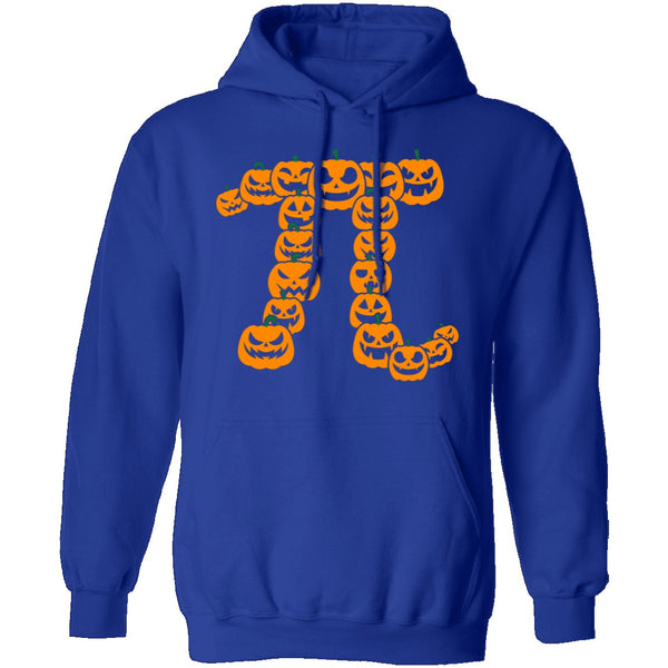 Pumpkin Pi Form T-Shirt CustomCat